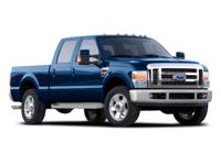 Snag a deal on this 2008 Ford Super Duty F-350 SRW
