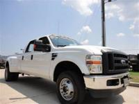 THIS 2008 FORD F-350 XL JUST CAME IN. THIS 6.4L