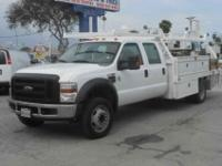 2008 FORD SUPER DUTY F-450 DRW, WhiteGray, why buy from