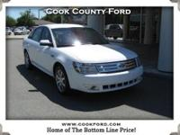 2008 FORD TAURUS SELALUM WHEELS ONE OWNER!!! LOCAL