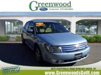*New Arrival* *This 2008 Ford Taurus SEL has a sharp