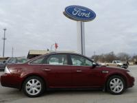 This Ford Taurus is one of the best riding vehicles on