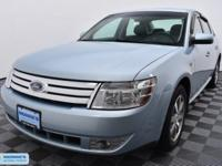 AWD with a zero accident AutoCheck. Features moon roof,