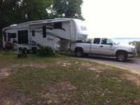 2008 Forest River Cardinal 33LE 5th Wheel and 2005