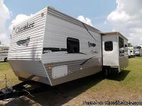 2008 Forest River, Cherokee Travel Trailer, Model 31L,