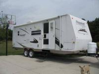 2008 Forest River Flagstaff BHSS Travel Trailer This 25