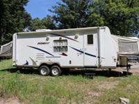 2008 Forest River Rockwood Roo 23SS  MSRP: $21,250.00