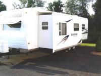 RV Type: Travel Trailer Year: 2008 Make: Forest River