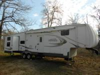 RV Type: Fifth Wheel Year: 2008 Make: Forest River