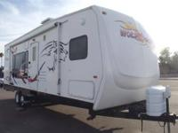 2008 Forest River Sierra Sport 18 Travel Trailer