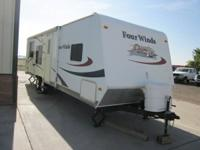2008 Four Winds 28 Foot Travel Trailer, one slide out,
