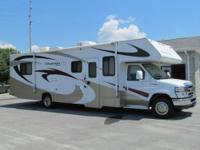 This is a 2008 Four Winds Chateau Sport 31P Motorhome