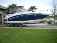 2008 Four Winns 278 Vista Please call owner Paul at .