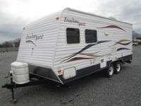 2008 Freedom Spirit by Dutchmen design FS180. This