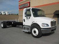 Description Make: Freightliner Year: 2008 Condition: