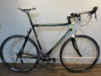 I purchased this bike brand new from Pro Bikes in West