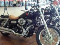 Nice 2008 Harley Davidson Street Bob with only 11573
