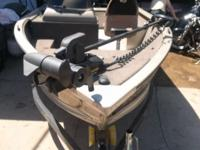 This is a G3 FISHERMEN V-167 c fishing watercraft made