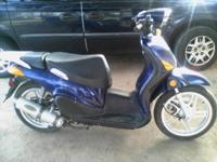 2008 gas scooter,street legal,works good,title on hand,