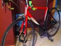 2008 MED Giant TCR Advanced 2. The Giant website says