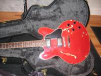 Type:Electric GuitarType:Gibson2008 GIBSON ES335 WITH