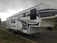 2008 GLENDALE RV TITANIUM 36E41TBR, This unique