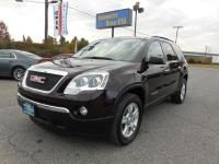 THIS IS A VERY NICE ACADIA BOTH INSIDE AND OUT.