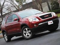 Description 2008 GMC Acadia Air Conditioning, Cruise