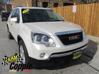 Have a look at our 2008 GMC Acadia SLT-2 AWD! This one