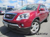 2008 GMC Acadia SLT-2 with less than 50,000 miles! This