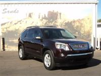 Description 2008 GMC Acadia 3rd row split-bench seats,4