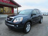 Options:  2008 Gmc Acadia Visit Auto Group Leasing