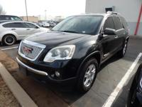 We are excited to offer this 2008 GMC Acadia. CARFAX