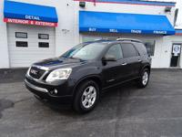 2008 gmc acadia awd, one owner southern car from