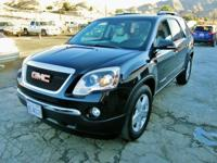You can expect a lot from the 2008 GMC Acadia! This is