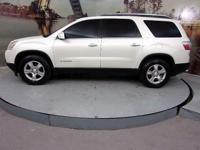 2008 GMC Acadia CARS HAVE A 150 POINT INSP, OIL