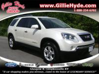 WOW! Check out this Super Clean GMC Acadia! This
