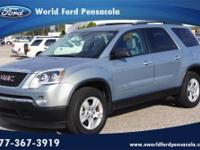 World Ford Pensacola presents this CARFAX 1 Owner 2008