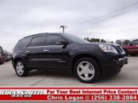 This is one Sharp GMC Acadia !! It was bought New Local