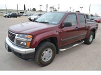 2008 GMC Canyon 4x4 Crew Cab 5 ft. box 126 in. WB Our