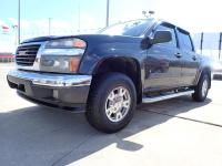 Options:  2008 Gmc Canyon Sle 4Dr Crew Cab 4X4