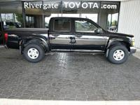 PREMIUM & KEY FEATURES ON THIS 2008 GMC Canyon include,