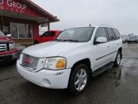 Options:  2008 Gmc Envoy Bose Audio! Moonroof! Heated