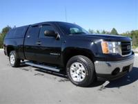 SIMPLY IN ON TRADE IS THIS ONE OWNER 2008 GMC SIERRA