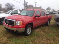 Body Style: Truck Engine: 8 Cyl. Exterior Color: Red