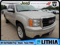 2008 GMC Sierra 1500 4x2 Crew Cab 5.75 ft. box 143.5