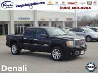 Options Included: Sierra Denali Package, AM/FM Radio,