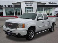 Exterior Color: summit white, Body: Denali Pickup Crew