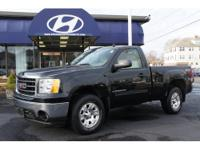 This 2008 GMC Sierra has a 6 1/2 short bed, alloy