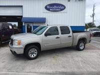 Options:  2008 Gmc Sierra 1500 Sle1|Silver|**One